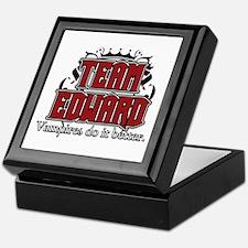 Unique Team edward Keepsake Box