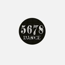 5678 DANCE - Mini Button
