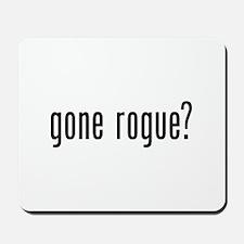 Gone Rogue Mousepad