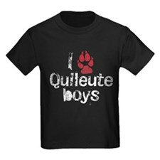 I Paw Quileute Boys T