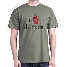I Paw Jacob T-Shirt