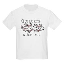 Quileute Sparkler Chaser T-Shirt
