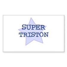 Super Triston Rectangle Decal