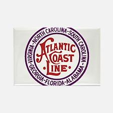 Atl Coast Railway Magnets