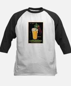 French Frog Beer Ad Tee