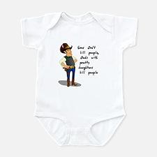 Dad Funny Saying Infant Bodysuit