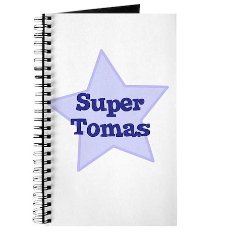 Super Tomas Journal