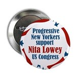 Progressive New Yorkers for Nita Lowey button