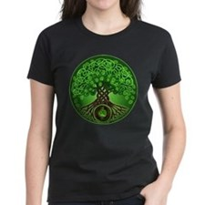 Circle Celtic Tree of Life Tee