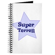 Super Terrell Journal