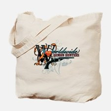Wolrdwide Demon Hunters Tote Bag