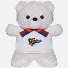 Wolrdwide Demon Hunters Teddy Bear