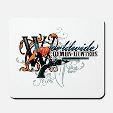 Wolrdwide Demon Hunters Mousepad