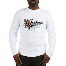 Wolrdwide Demon Hunters Long Sleeve T-Shirt