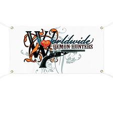 Wolrdwide Demon Hunters Banner