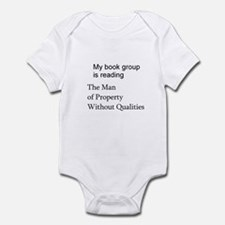 Without Qualities Infant Bodysuit