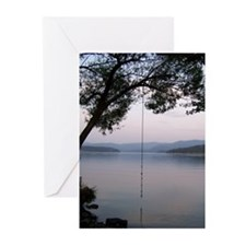Hayden Lake Greeting Cards (Pk of 10)