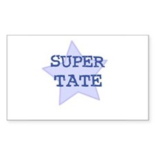 Super Tate Rectangle Decal
