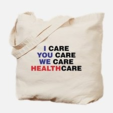 Healthcare Tote Bag
