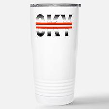 Black Sky Travel Mug