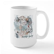 Hunter's Journal Mug