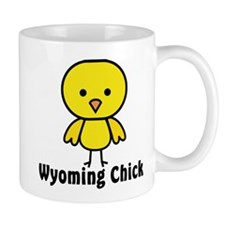 Wyoming Chick Mug