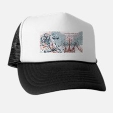 And the Horse He Rode Trucker Hat
