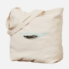 Angel Co-Pilot Tote Bag