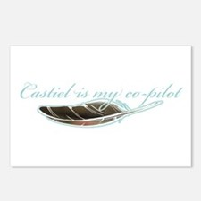 Angel Co-Pilot Postcards (Package of 8)