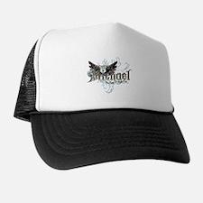Archangel Michael Rides Again Trucker Hat