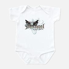 Archangel Michael Rides Again Infant Bodysuit