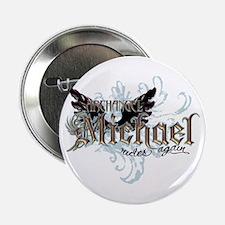 "Archangel Michael Rides Again 2.25"" Button"