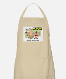 Eat your heart out... BBQ Apron
