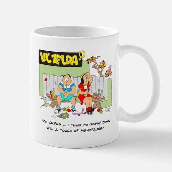 ,,,touch of menopause Mug