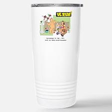 SHORTCHANGED Travel Mug
