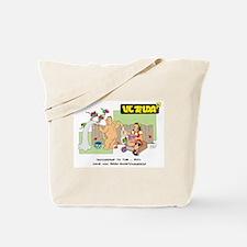 SHORTCHANGED Tote Bag