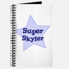 Super Skyler Journal
