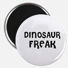 DINOSAUR FREAK Magnet