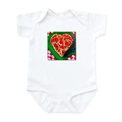 Pizza My Love Infant Bodysuit