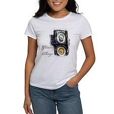 Glittering Things Clock T-Shirt