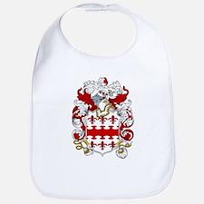 Dobson Coat of Arms Bib