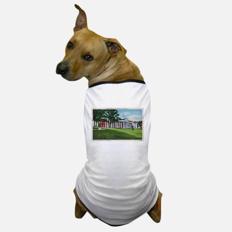 1935 Washington and Lee University Dog T-Shirt