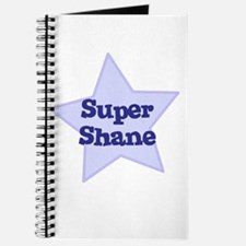 Super Shane Journal
