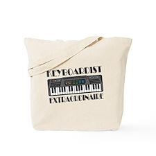 Keyboard Extraordinaire Tote Bag