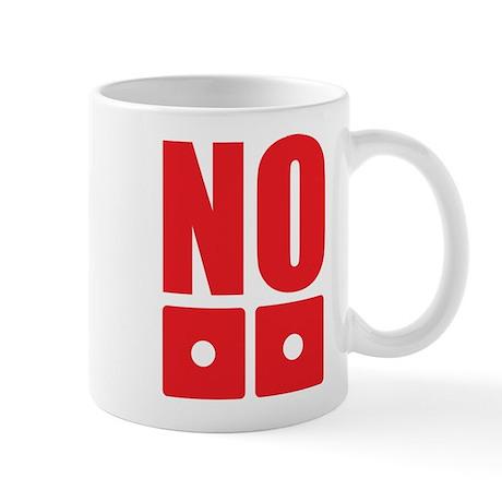 No dice! Mug