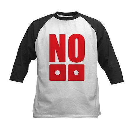 No dice! Kids Baseball Jersey