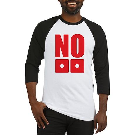 No dice! Baseball Jersey