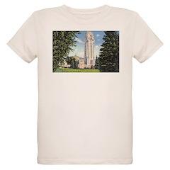 1930's Little Flower Shrine T-Shirt