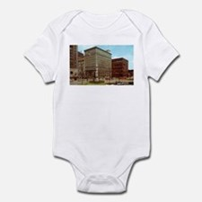 1950's Youngtown Central Square Infant Bodysuit