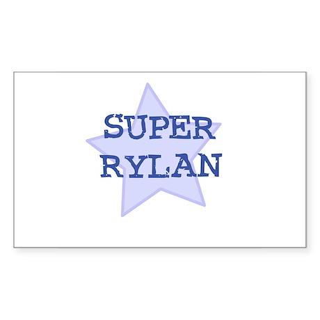 Super Rylan Rectangle Sticker